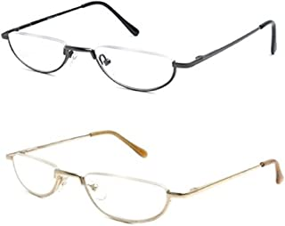Best half moon reading glasses 1.25 Reviews