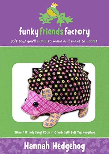 Funky Friends Factory Hannah Hedgehog Pattern