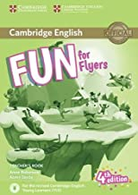 Fun for Flyers Teacher's Book with Downloadable Audio Fourth Edition