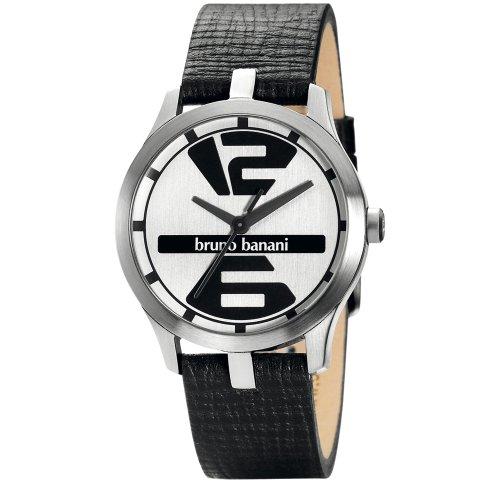 Bruno Banani Damen-Armbanduhr XL Neos Analog Leder BR21035