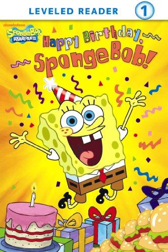 Happy Birthday, SpongeBob! (SpongeBob SquarePants)