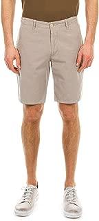 Jeans - Bermudas para Hombre, Color Liso, Tejido Gabardina ES 54