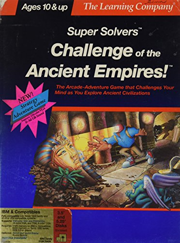 Super Solvers Challenge of the Ancient Empires