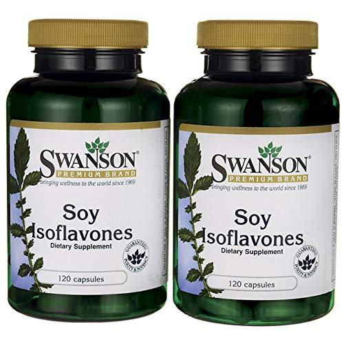 Swanson Soy Isoflavones 240 Capsules