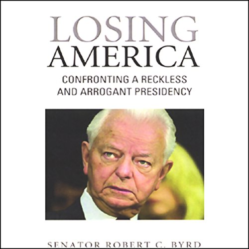 Losing America audiobook cover art
