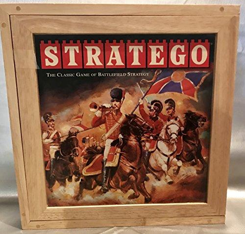 Stratego Nostalgia by Hasbro (English Manual)