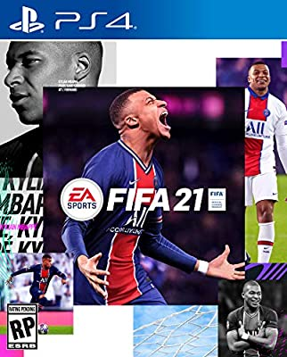 Fifa 21 by Electronic Arts