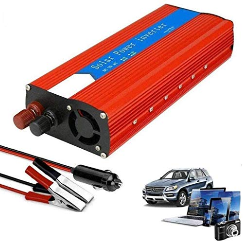 JQZ Car inverter 3000W(Peak6000W) Power Inverter DC 12V to 240V AC Power Converter with Cigarette Lighter Adapter,Can be Used for Road Trips, Mobile Office and Camping Quality Products Phone JQZ Car i