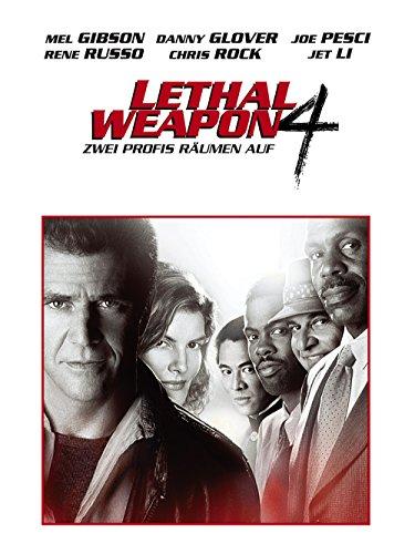 Lethal Weapon 4 - Zwei Profis räumen auf [dt./OV]