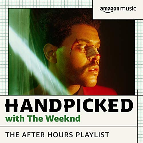 Curated by The Weeknd