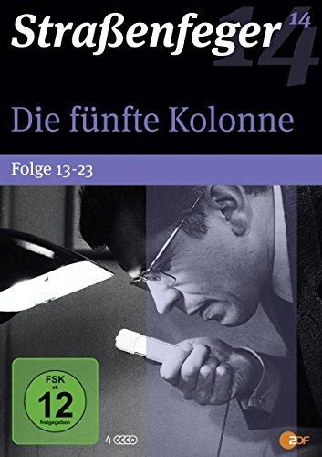 Straßenfeger: Die fünfte Kolonne, Folge 13-23 (4 DVDs)