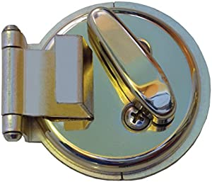 Arc Link Products Dead Bolt Secure, Brass