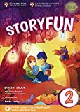 Storyfun for Starters Level 2 Student's Book with Online Activities and Home Fun Booklet 2 Second Edition: For the revised Cambridge English: Young Learners (YLE)