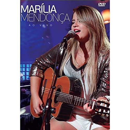 Marilia Mendonca - Marilia Mendonca - Ao Vivo- [DVD]