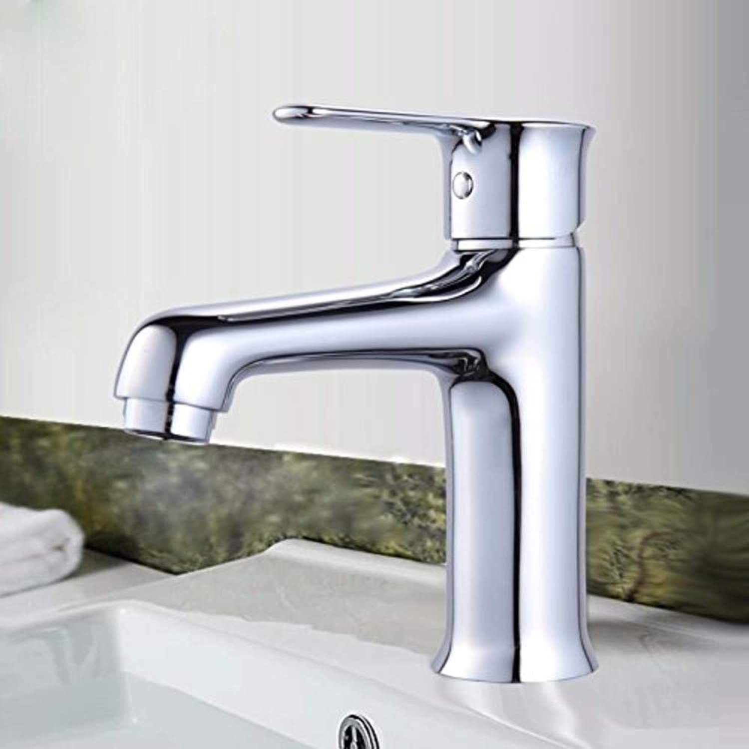 360° redating Faucet Retro Faucetbasin Mixer Hot and Cold Wash Basin in The Single Hole Mixer Washbasin High Quality Faucet