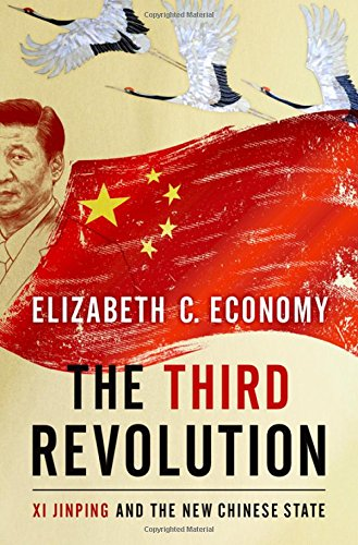 Image of The Third Revolution: Xi Jinping and the New Chinese State