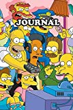 Journal Simpsons Notebook Calendar 2021 Gift Kids Adult Collector Edition 2