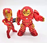 Iron Man Action Figure / Mark 6 (Mark VI) / Mark 44 (Mark XLIV) Superheroes Set