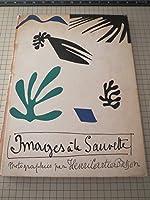 Images à la sauvette - Texte et photographies par Henri Cartier-Bresson. Couverture d'Henri Matisse de Henri Cartier-Bresson