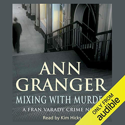 Couverture de Mixing with Murder