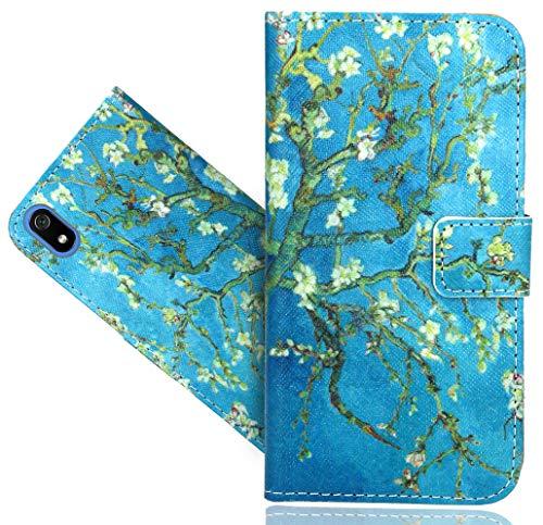 HülleExpert Xiaomi Redmi 7A Handy Tasche, Wallet Hülle Flip Cover Hüllen Etui Hülle Ledertasche Lederhülle Schutzhülle Für Xiaomi Redmi 7A