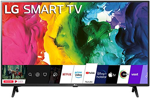 LG 108 cm (43 inches) Full HD LED Smart TV...