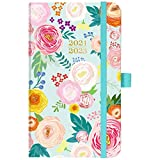 2021-2023 Pocket Planner/Calendar - Monthly Pocket Planner/Calendar with Pen Hold, Inner Pocket and 63 Notes Pages, 6.6' x 3.7'
