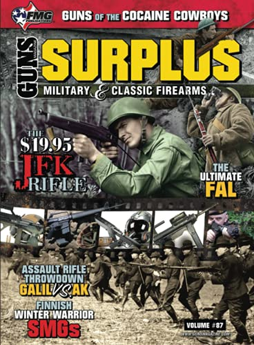 Surplus Military & Classic Firearms: 2021 B&W edition