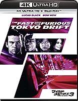 ワイルド・スピード X3 TOKYO DRIFT (4K ULTRA HD + Blu-rayセット)[4K ULTRA HD + Blu-ray]