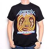 T-Shirt # L Black Unisex # State of Euphoria