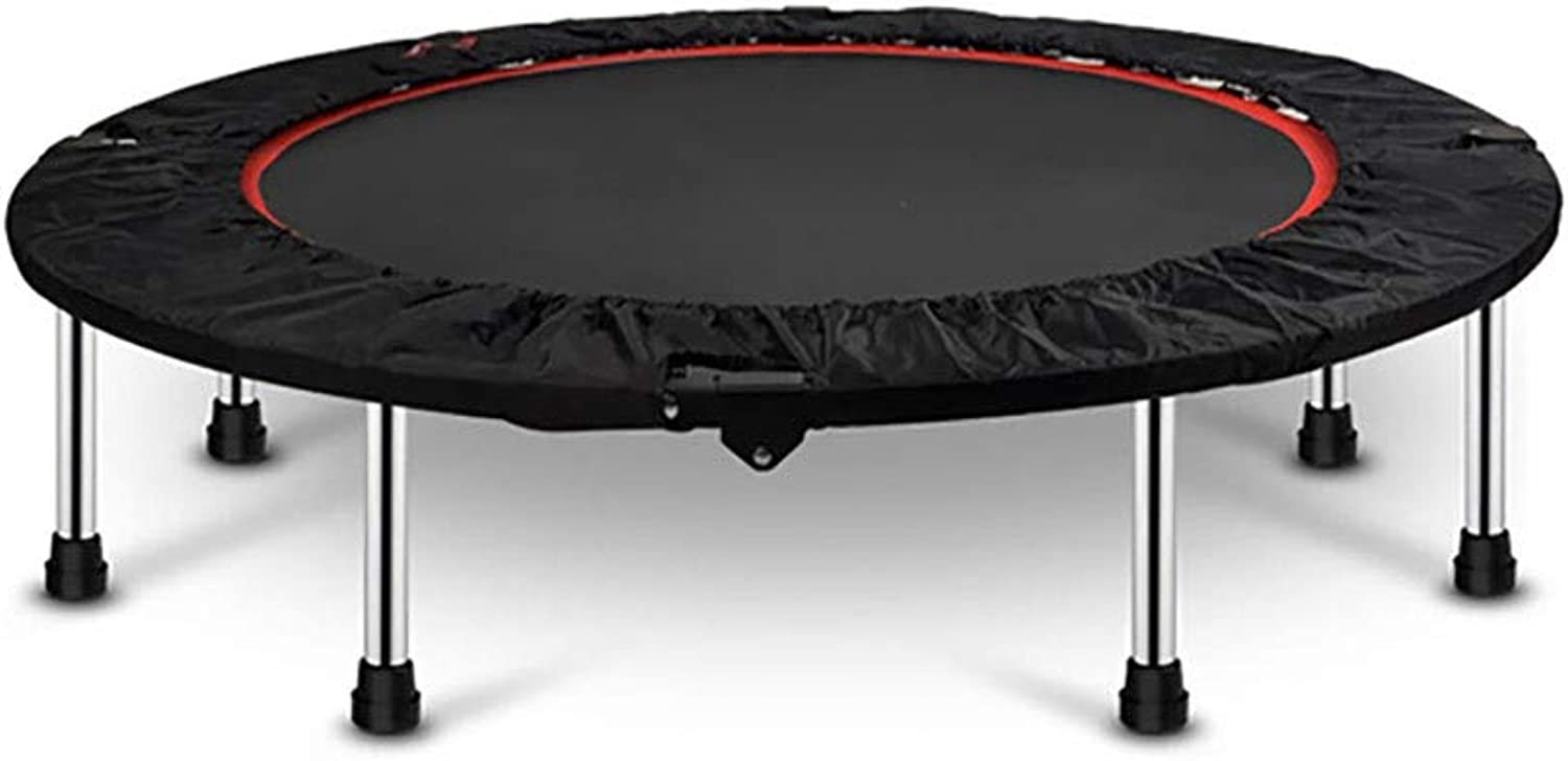 NUBAObb Women Men Indoor Outdoor Sports Fitness Exercise Trampoline,3 Sizes (Size   100×27cm)