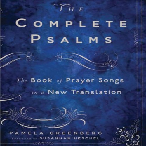 The Complete Psalms audiobook cover art
