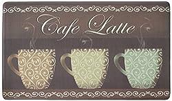 Chef Gear Cafe Latte Anti-Fatigue Comfort Memory Foam