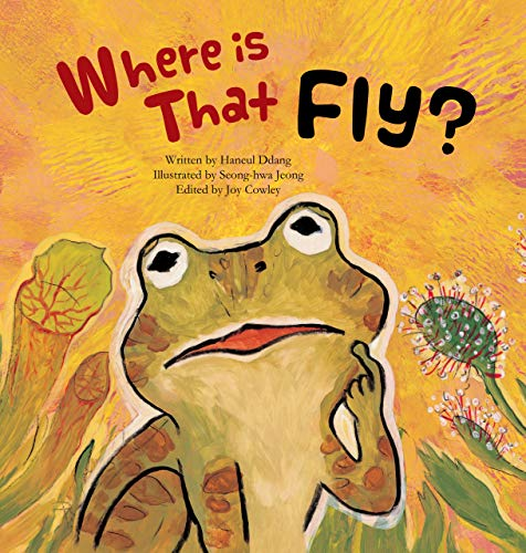 Where Is That Fly?: Carnivorous Plants (Science Storybooks: Carnivorous Plants)