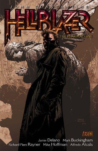 John Constantine, Hellblazer Vol. 3: The Fear Machine (New Edition) (Hellblazer (Graphic Novels)) (English Edition)