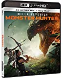 Monster Hunter (4k UHD + Blu-ray) [Blu-ray]