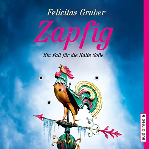 Zapfig audiobook cover art