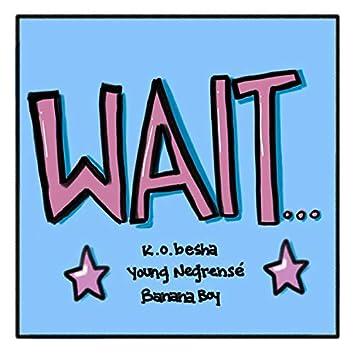 Wait... (feat. K.O.Besha & Young Negrensé)