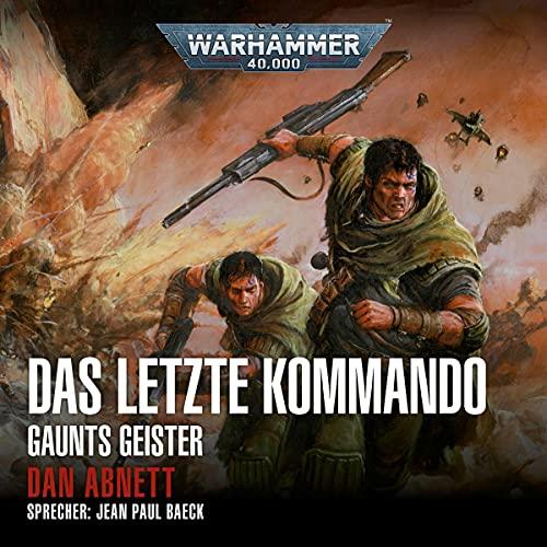 Das letzte Kommando Titelbild