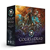 USAOPOLY Court of The Dead: Mourners Call Board Game | Competitive Board Game Featuring Characters, Sculpts, and Artwork from Sideshow (USOHB121527)