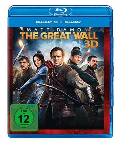 Produktbild von The Great Wall (+ Blu-ray)