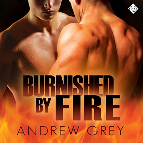 Burnished by Fire audiobook cover art