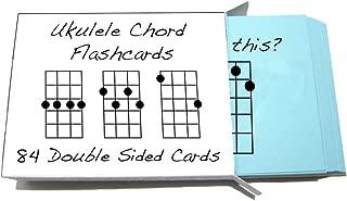 Best ukulele flash cards Reviews