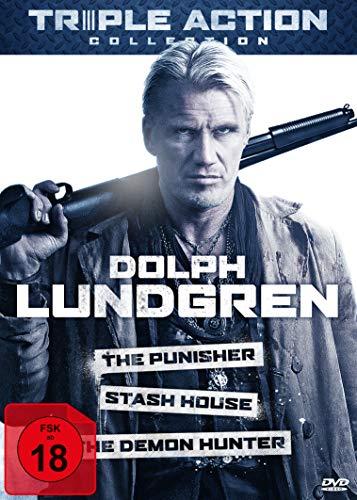 Dolph Lundgren Triple Action Collection [3 DVDs]