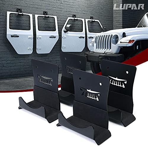 Storage Door Hangers Compatible with Jeep,...