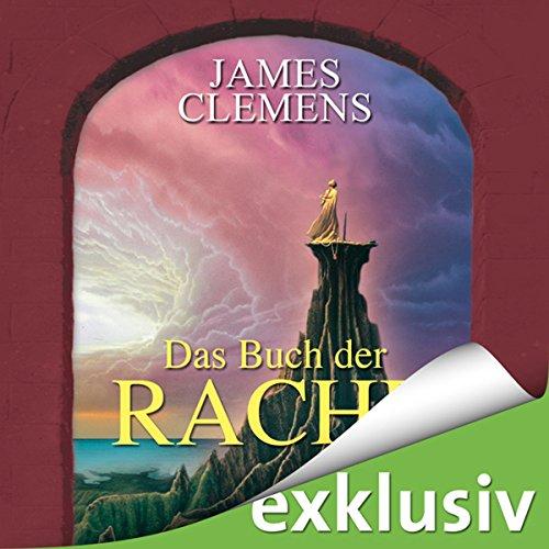 Das Buch der Rache audiobook cover art