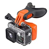 Sturdy Durable Portable Bite Snowboard Floaty Camera Accessories Mouth Mount Set Surf Braces Connector Mouthpiece Skating for Gopro Hero 7/6/5 Action Camera Accessories Convenient Practical