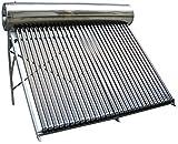 Duda Solar: 150 Liter Passive Water Heater