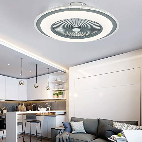 Ceiling Fan LED Fan Chandelier, 36 W, Ceiling Lighting,...