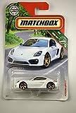 Matchbox 2018 MBX Road Trip - Porsche Cayman (White)